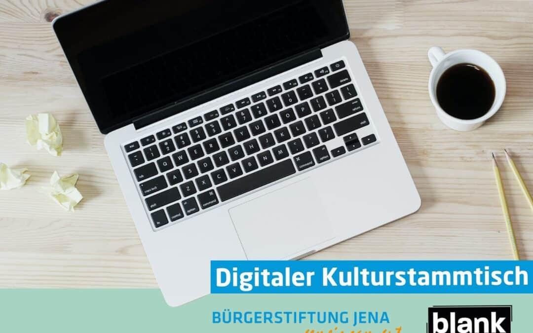 3. digitaler Kulturstammtisch – 25.08.2020 ab 17 Uhr