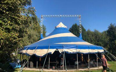 IG Soziokultur zu Gast im Circus Momolo