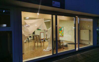 Atelier auf Zeit – kreative Baubüro ist bezogen