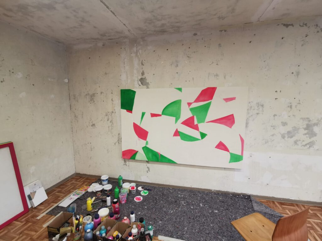 Atelier auf Zeit