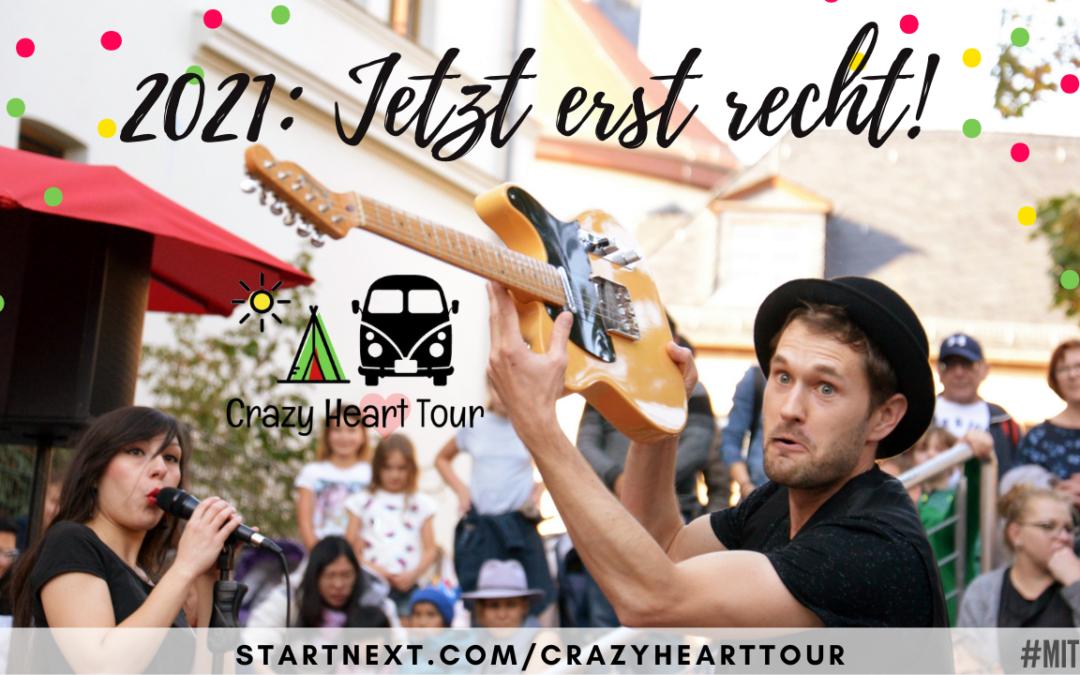 Crazy Heart Tour von Mitossi